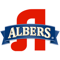 Albers® Corn Meal & Grits Logo