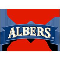 Albers® Corn Meal & Grits Logo