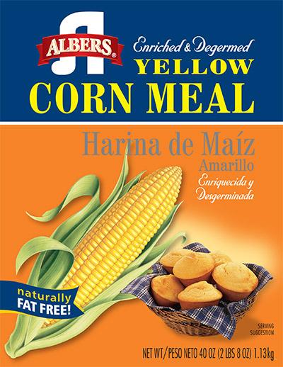 Albers Yellow Corn Meal